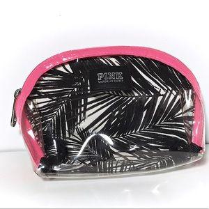 Victoria's Secret Pink make-up bag.